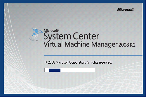 Microsoft System Center Virtual Machine Manager 2008 R2