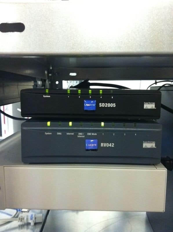 Windows PPTP VPN with Cisco Linksys RV042 - Thomas Maurer