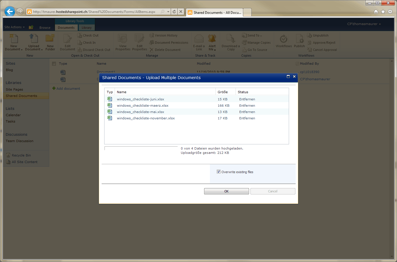 populating documents in a document library indiana With documents upload portal