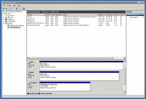 Attach VHD Windows Server 2008 R2