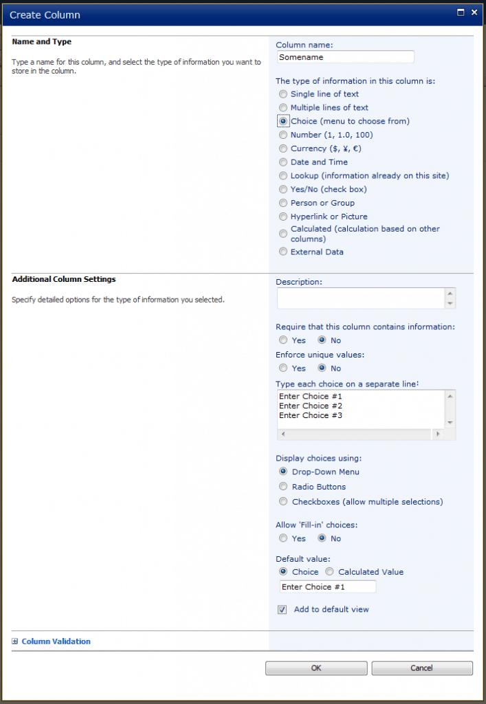 three-state workflow in SharePoint 2010