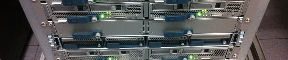 Cisco UCS Hardware