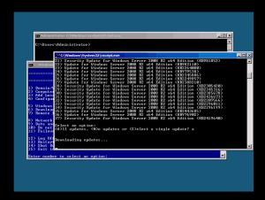 Hyper-V 2008 R2 Updates