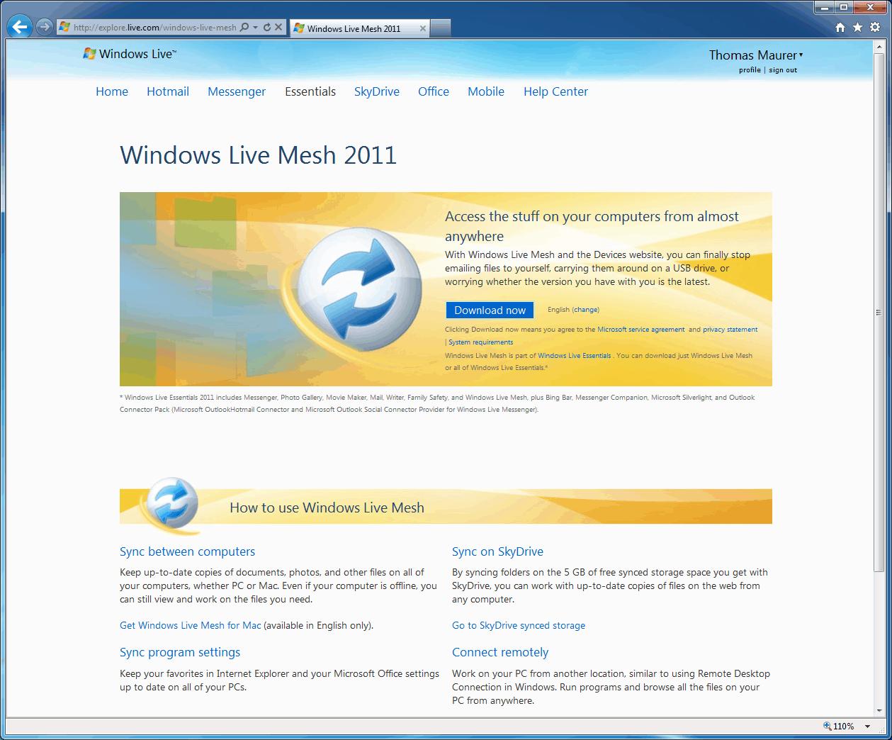Windows Live Archives - Thomas Maurer