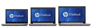 HP EliteBook 8460w 8560w and 8760w