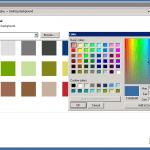 Windows Server 2008 R2 Background Color