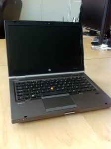 HP Elitebook 8460w