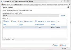 WindowsPhone7Office365