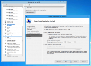 Windows Server 2012 Hyper-V Replica