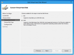 Windows Server 8 Hyper-V VHDX