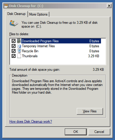 How to clean up winsxs folder on windows 2008 r2 to gain more disk.