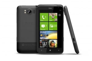 HTC TITAN Windows Phone