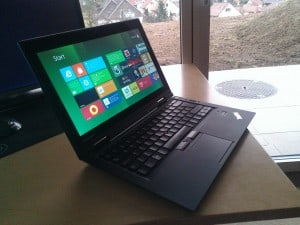 ThinkPad X1 Windows 8