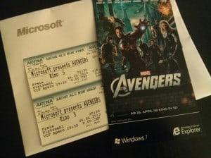 Microsoft Avengers