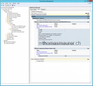 SC2012 SC Servers GPO
