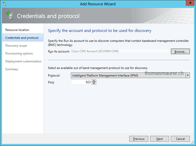 Windows Ipmi driver
