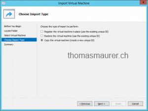 Import-VM Copy