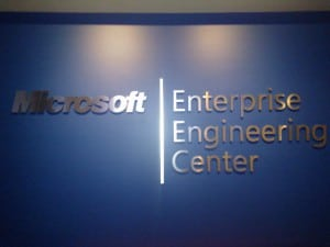 Microsoft Enterprise Engineering Center