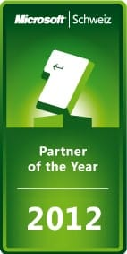 Microsoft Partner of the Year 2012