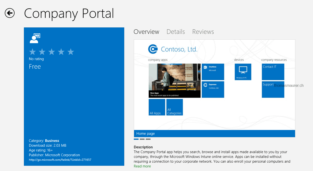 Windows Company
