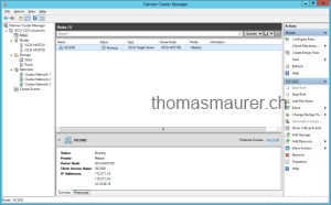 How to build a iSCSI Target Cluster on Windows Server 2012