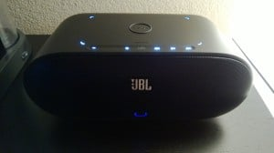 JBL PowerUp Wireless Charging Speaker for Nokia Lumia