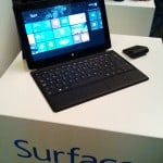 Swiss Microsoft Surface Event