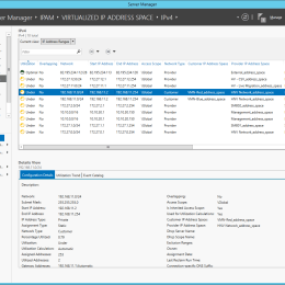 System Center 2012 R2 Virtual Machine Manager in IPAM