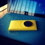 Nokia Lumia 1020 Microsoft Surface RT