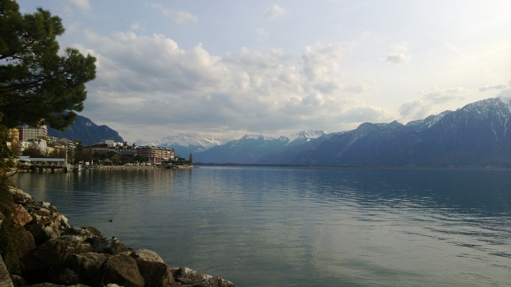 Switzerland Montreux