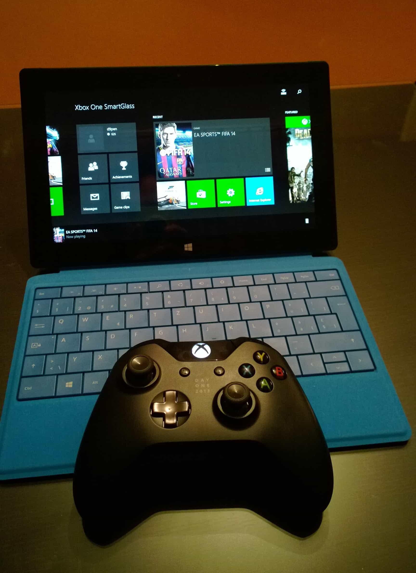 Like my Hyper-V Applicance (Xbox One) - Thomas Maurer