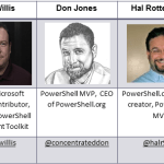 Distinguished Judges for the UCS Power Scripting Contest