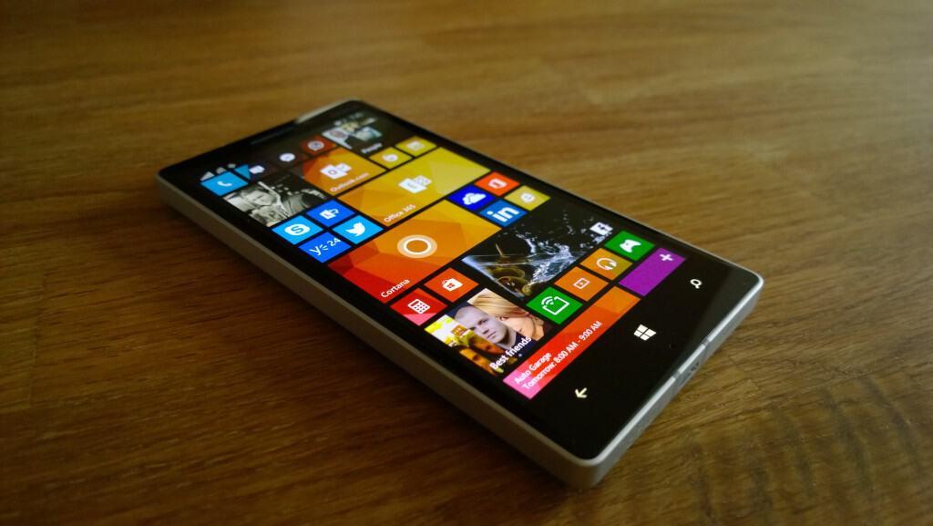 Windows Phone Nokia Lumia 930