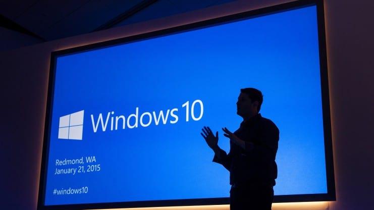 Microsoft Windows 10 January Event