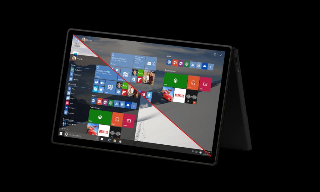 Windows10 Continuum