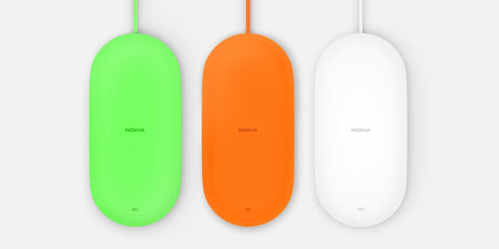 Nokia Wireless Charging Plate DT-903