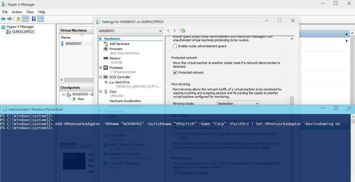 What's new in Windows Server 2016 Hyper-V - Thomas Maurer
