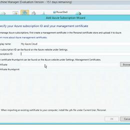 VMM 2012 R2 Update Rollup 6 Azure IaaS Management