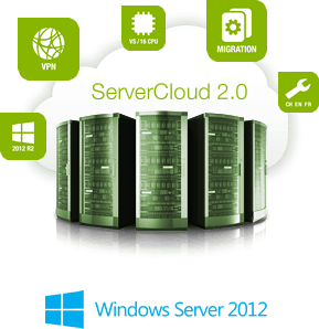 Green Server Cloud