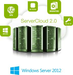 Green Server Cloud