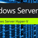 What's new in Windows Server 2016 Hyper-V
