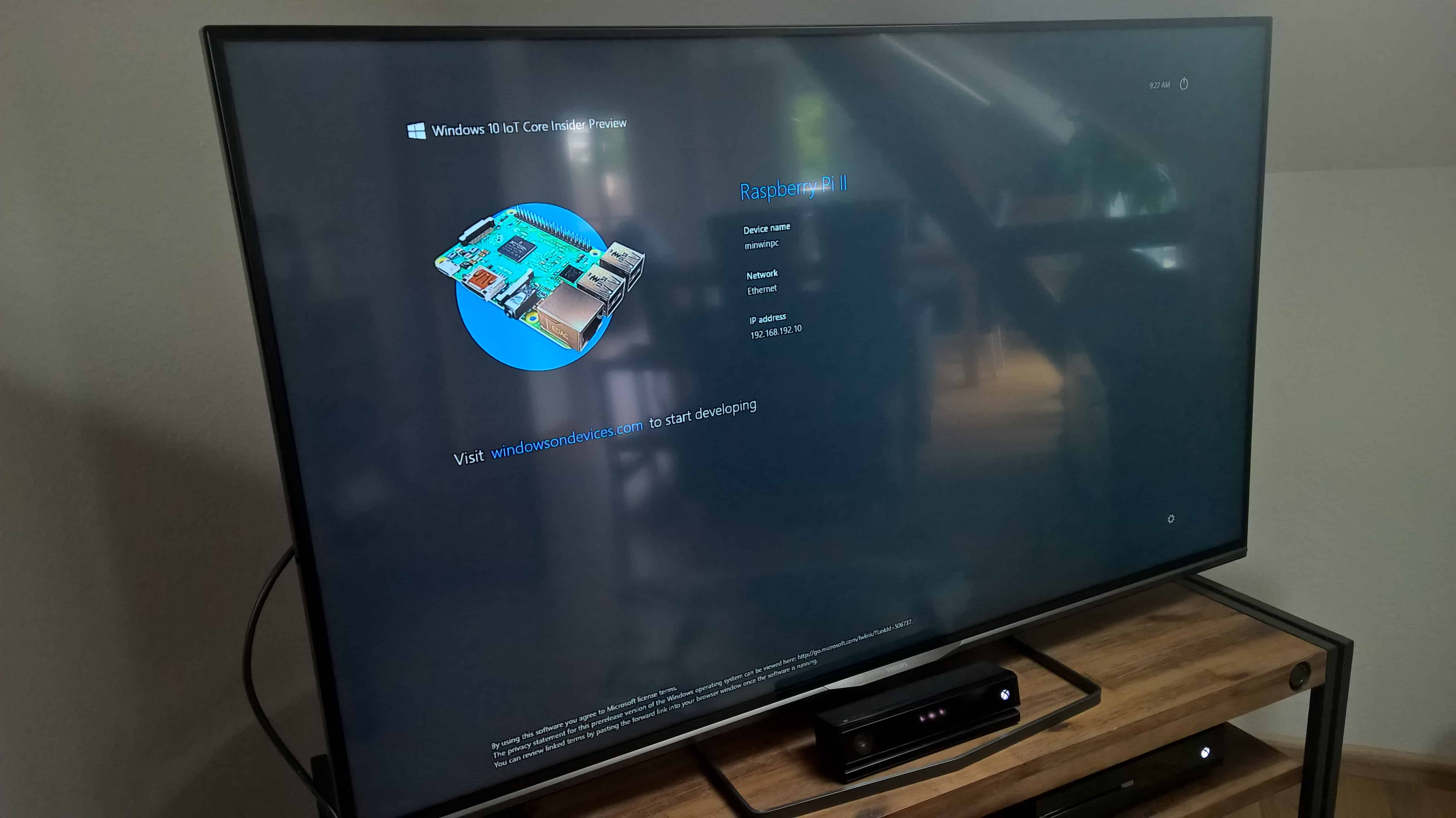 How to install the Windows 10 IoT Core on the Raspberry Pi 2