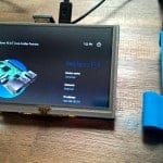 Connect the Adafruit 5″ LCD to the Raspberry Pi 2 running Windows 10 IoT Core