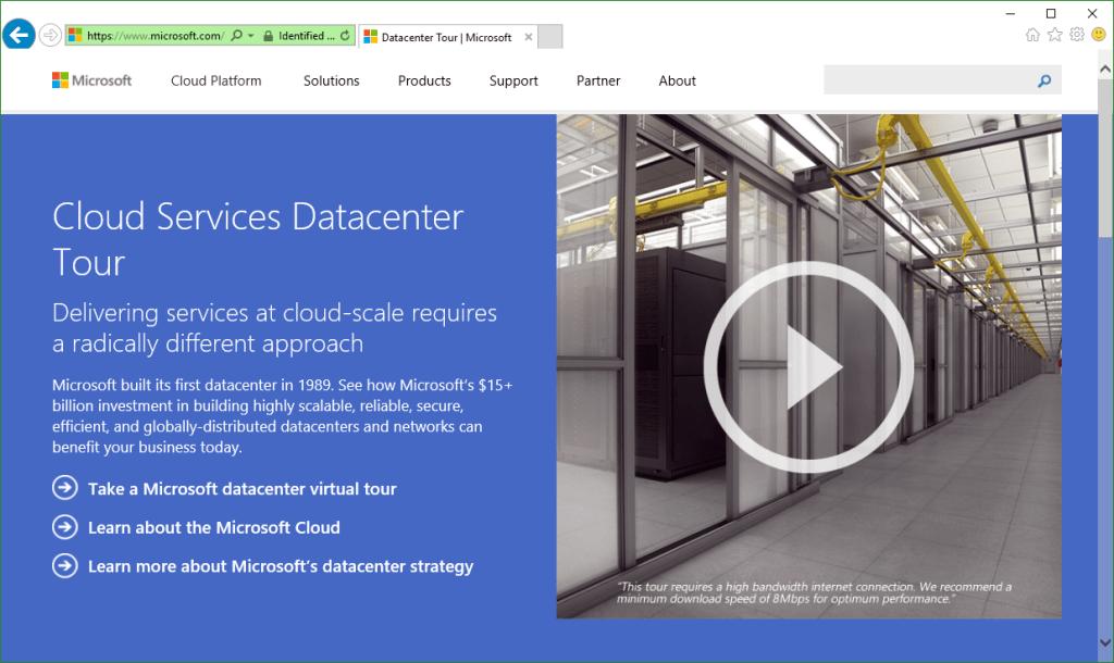 take a microsoft azure virtual datacenter tour thomas maurer