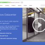 Microsoft Cloud Services Datcenter Tour