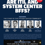 Are ITIL and System Center BFFs? – System Center Universe Europe