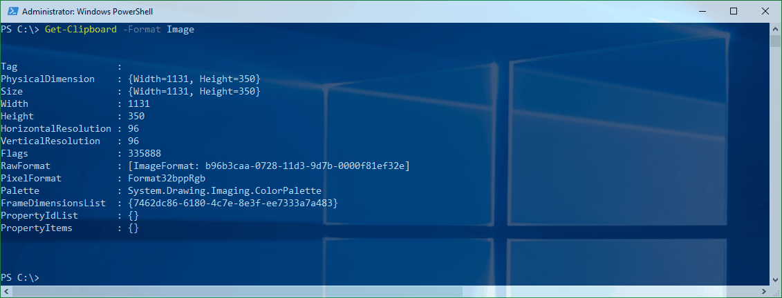 Powershell Draw To Console