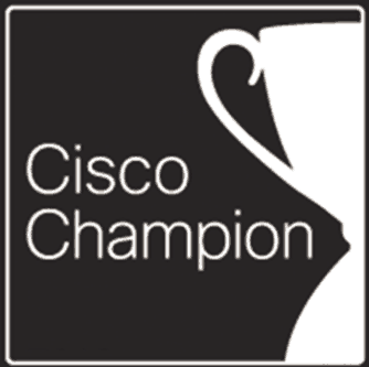 Cisco Champion 2016
