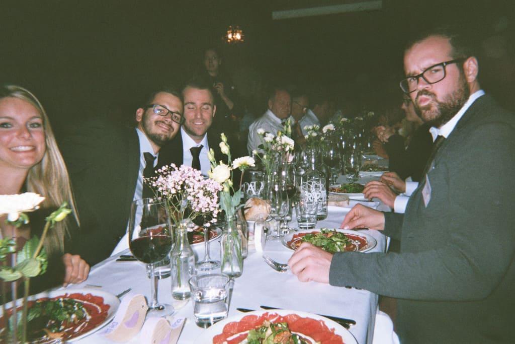 Friends Wedding
