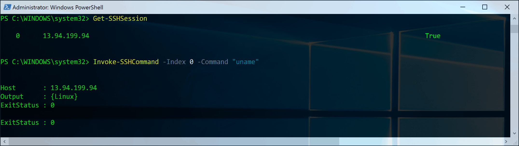 Using SSH with PowerShell - Thomas Maurer